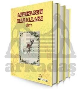 Andersen Masalları Seti (3 Kitap Takım)