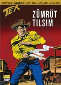 Altın Seri Tex Sayı: 168 Zümrüt Tılsım