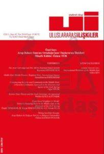 Uluslararası İlişkiler Dergisi Cilt: 11 Sayı: 42