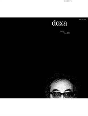 Doxa - Sayı 8; Yerel Süreli Yayın