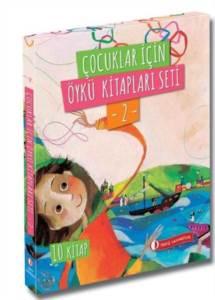 Çocuklar İçin Öykü Kitapları Seti 2-10 Kitap Takım