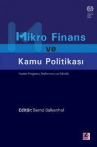 Mikro Finans ve Kamu Politikası