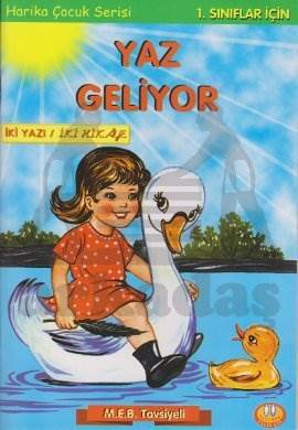 Harika Çocuk Serisi 1. Sınıflar İçin (20 Kitap Takım)
