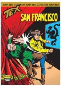 Altın Seri Tex Sayı: 155 San Francisco