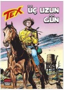 Aylık Tex Sayı: 190 Üç Uzun Gün