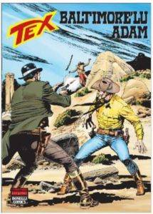 Aylık Tex Sayı: 191 Baltimore'lu Adam