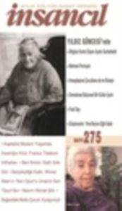 İnsancıl Aylık Kültür ve Sanat Dergisi Sayı: 275