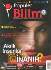 Popüler Bilim Dergisi Sayı: 223