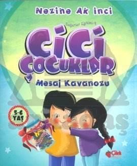 Cici Çocuklar Seti (11 Kitap Takım)