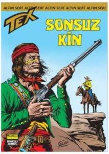 Altın Tex Sayı: 152 Sonsuz Kin
