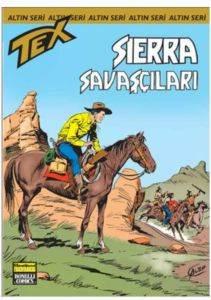 Altın Tex Sayı: 153 Sierra Savaşçıları