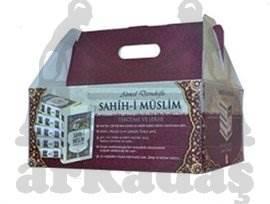 Sahih-i Müslim (6 Kitap Takım)