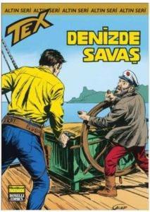 Altın Tex Sayı: 156 Denizde Savaş