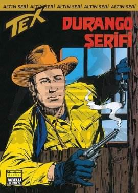 Altın Tex Sayı: 159 Durango Şerifi