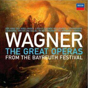 Wagner: The Great Operas  ...