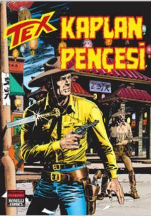 Aylık Tex Sayı: 187 Kaplan Pençesi