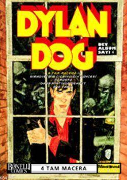 Dylan Dog Dev Albüm; Sayı 4