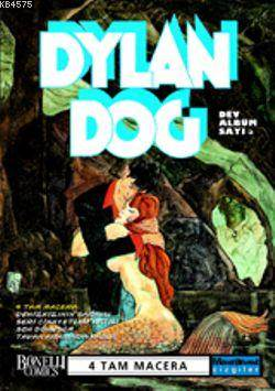 Dylan Dog Dev Albüm; Sayı 5