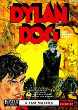 Dylan Dog Dev Albüm; Sayı 6