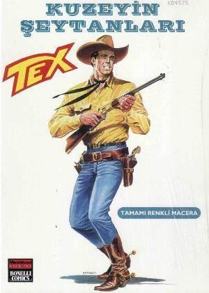 Tex Sayı: 200 Kuzeyin Şeytanları