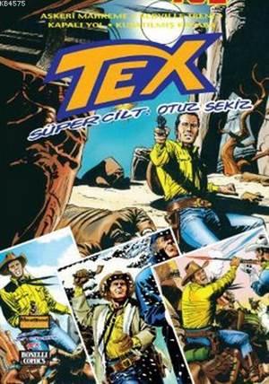 Tex Süper Cilt Sayı: 38