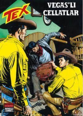 Altın Seri Tex Sayı: 201 Vegas'lı Cellatlar
