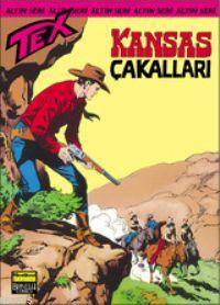 Tex Altın Seri 17 / Kansas Çakalları