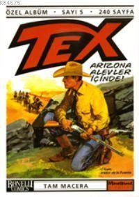 TG Arizona Alevler İçinde! 5