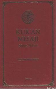 Kur'an Mesajı (Orta Boy, Mushaflı)