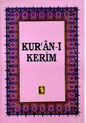 Yeni Yazı Kur'an ( Türkçe Okunuşu ) ( B.Boy Ciltli )