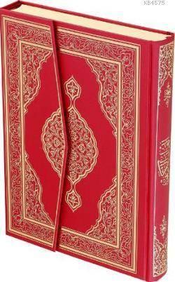 Kur'an-I Kerim; (2 Renk, Orta Boy)