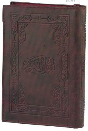 Ku'an-I Kerim; (4 Renkli, Çanta Boy, Miklepsiz, Plastik Kılıflı)