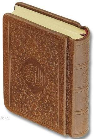 Kur'an-I Kerim; (4 Renk, Cep Boy, Deri Cilt)