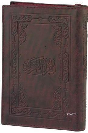 Kur'an-I Kerim; (4 Renkli, Çanta Boy, Miklepsiz Plastik Kılıflı)