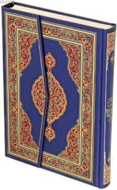 Kur'an-I Kerim; (4 Renkli, Orta Boy Geniş)