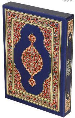 Kur'an-I Kerim; (4 Renk, Orta Boy, Geniş Kutulu)