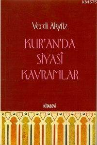Kur'an'da Siyasî Kavramlar; (2.Hmr.)