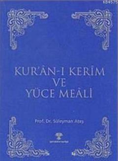 Kur'an-I Kerim Meali (Metinsiz)