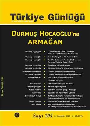 Türkiye Günlüğü Dergisi; Sayı 117