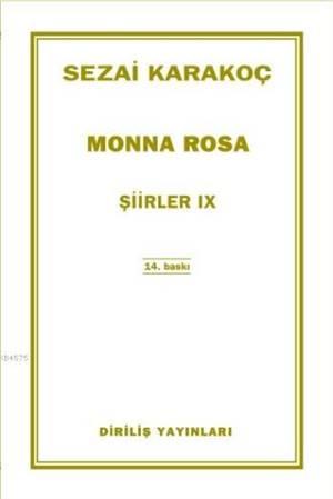 Monna Rosa; Şiirler 1 (İlk Şiirler)