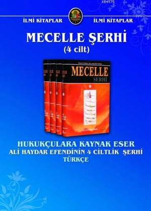 Şerh-İ Mecelle (4 Cilt)