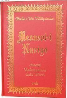 Mesnevi Nuriye (Büyük Boy, Vinleks)