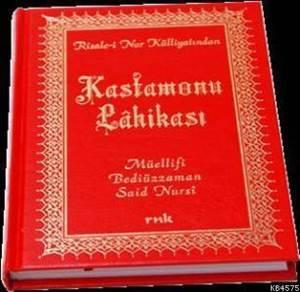 Kastamonu Lahikası (Orta Boy, Karton Kapak, Şamua)