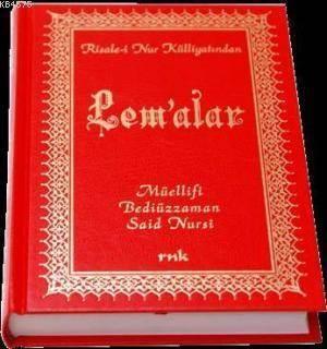 Lem'alar (Orta Boy, Katon Kapak, Şamua)