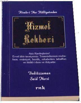 Hizmet Rehberi (Orta Boy)