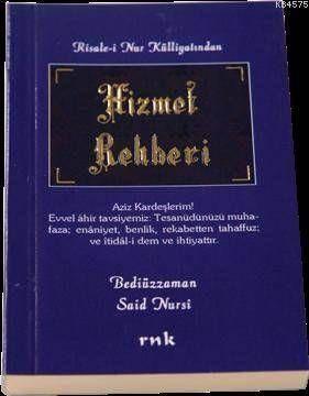 Hizmet  Rehberi (Cep Boy)