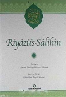 Riyazü's- Salihin (Ciltli)