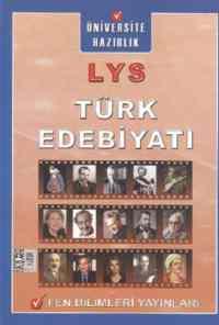 LYS Türk Edebiyatı Konu Anlatımlı (Brd)