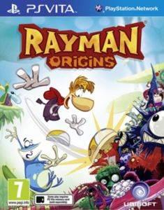 Rayman Origins PS  ...