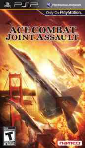 PSP Acecombat Joint Assault